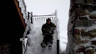 Snowpocalypse Sledding Times!