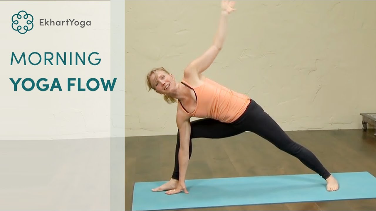 Morning Yoga Flow, all levels - YouTube