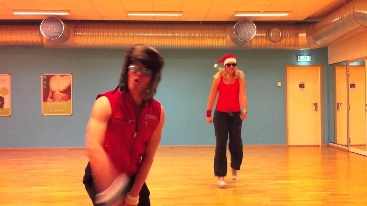 Stackars lilla tomten (Jul-Zumba) - YouTube
