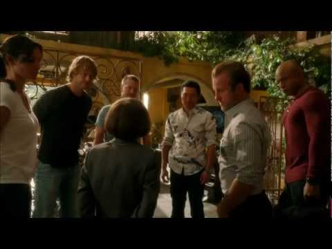 NCIS-Los Angeles/H50 -  Touch of Death