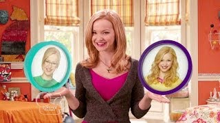 Liv And Maddie Whosie!