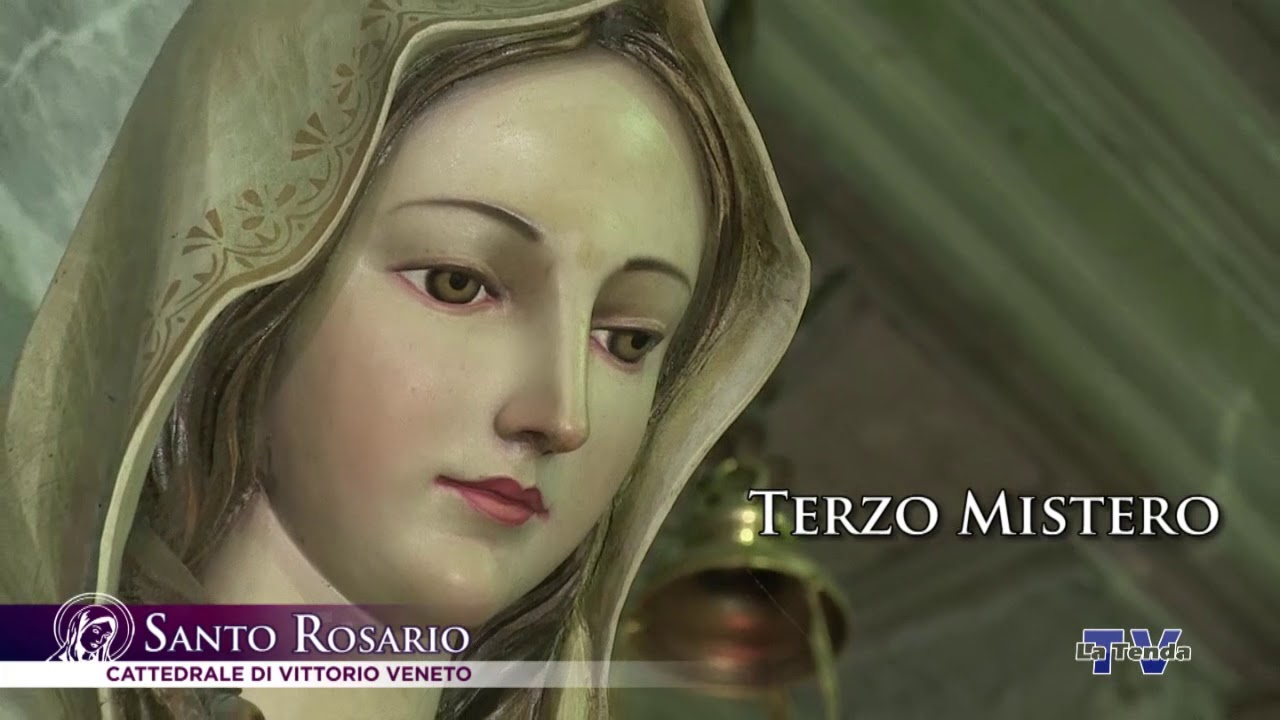 Santo Rosario - 22 maggio - Cattedrale di Vittorio Veneto