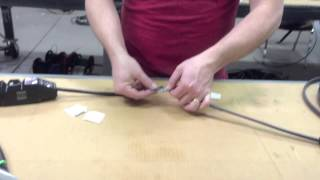 Heat Cable Splice Kit Tutorial
