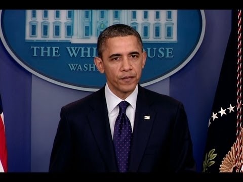 President Obama on the Payroll Tax Cut Extension
