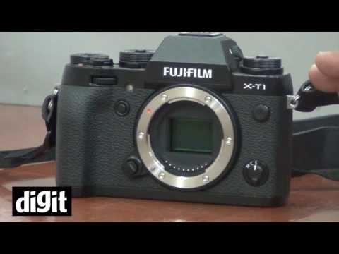 FujiFilm X-T1 - First Impressions