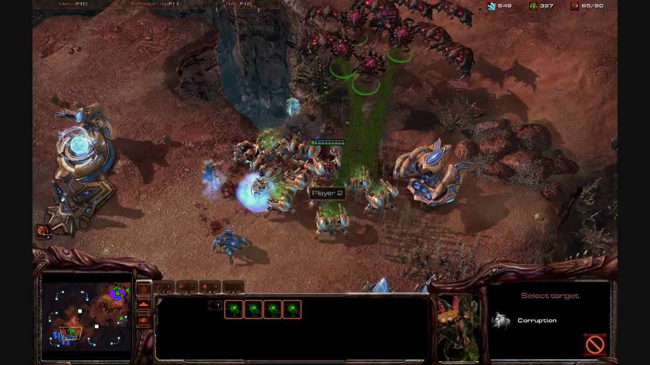 how to play zerg sc2