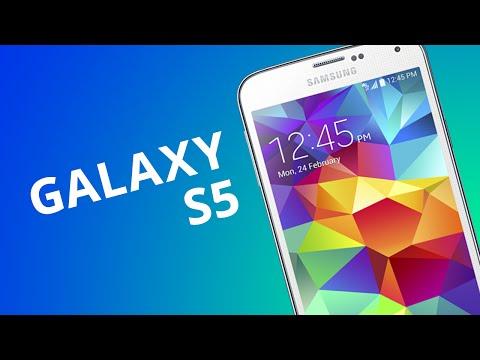 Análise: Samsung Galaxy S5, será que vale o que custa?