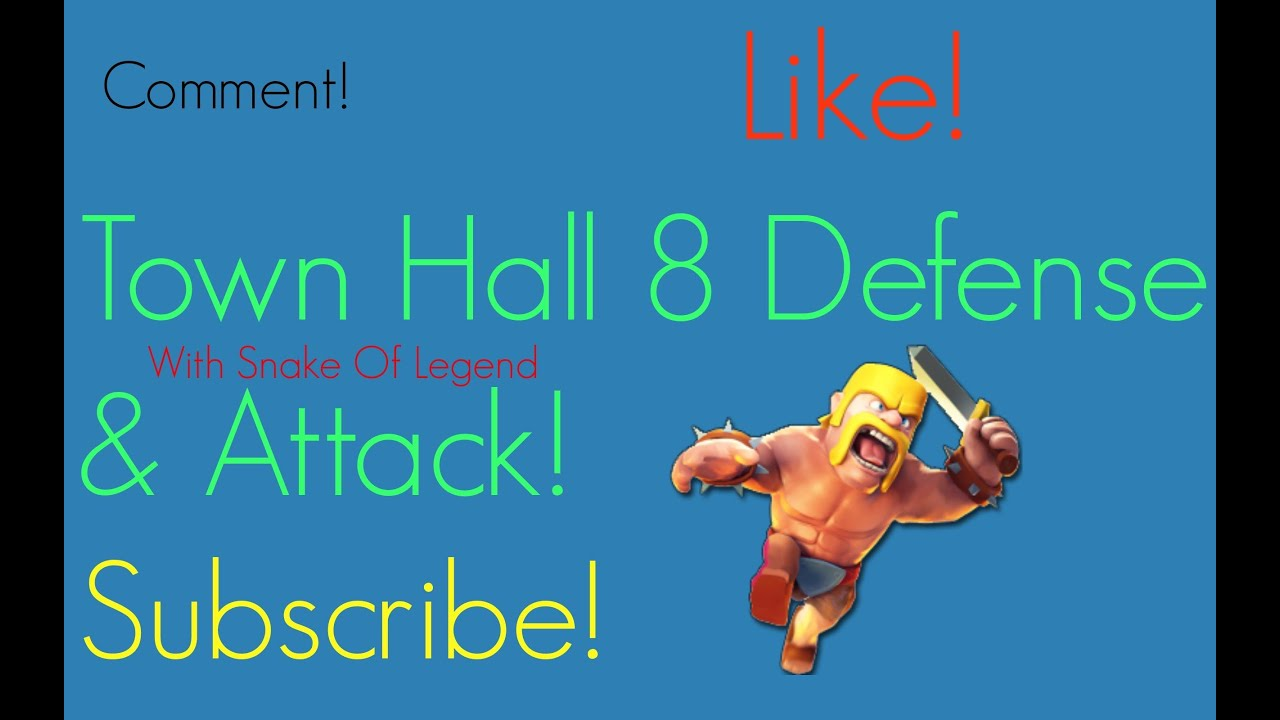 Clash of clans best defense town hall 5 search results web design