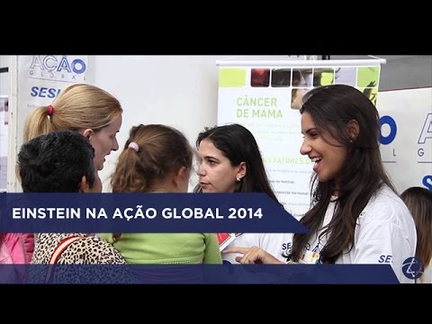 Vídeo - Einstein na Ação Global 2014