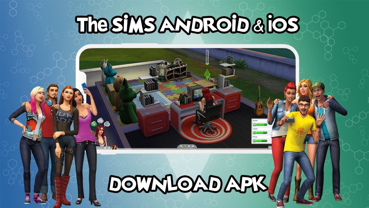 the sims 4 mobile apk download android