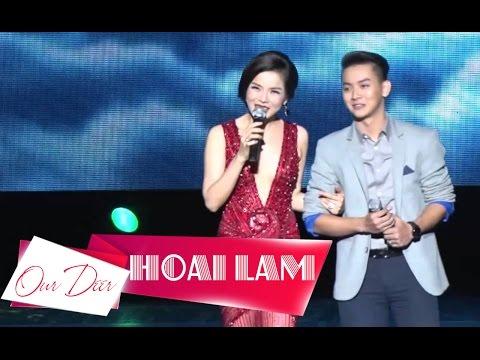 Đêm tâm sự - Hoài Lâm ft. Lệ Quyên | Fancam Live - Full HD