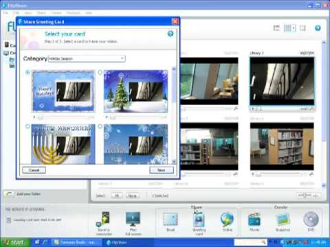 Flip Video Flip Share Tutorial