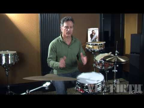 Vic Firth Rudiment Lessons: Five Stroke Roll