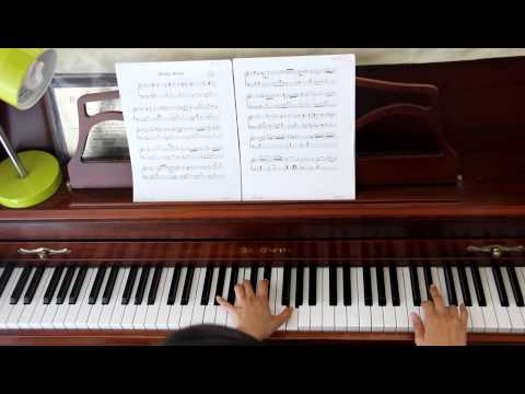 Sleep Away Bob Acri Piano Tutorial (FULL)