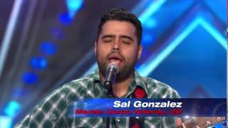 America's Got Talent 2014 Auditions Sal Gonzalez
