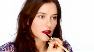 How To Wear Dark Lipstick - And Look Good!