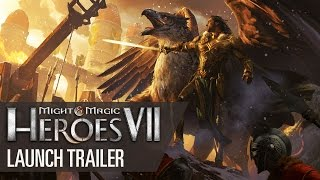 Might & Magic Heroes VII - Megjelenés Trailer