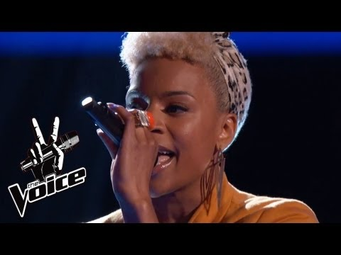 Ashley Dubose Shines with Diamonds - Blind Auditions The Voice Season 5,