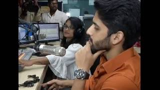 Naga Chaitanya's Premam Evare song launch at Radio Mirchi