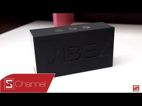 Schannel - Mở hộp Vibe Z: Smartphone đầu bảng của Lenovo - CellphoneS