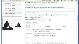 Convert any file one format to another one(mp4,3gp,jpeg,tif,mp3, PDF etc)