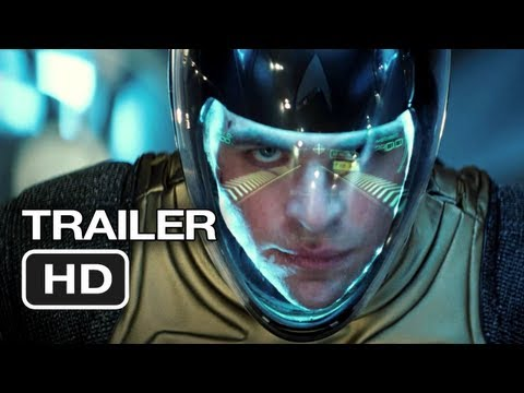 Star Trek Into Darkness Official Trailer 2 (2013), After the crew of the Enterprise find an unstoppable force of terror from within their own organization, Captain Kirk leads a manhunt to a war-zone world to capture a one man weapon of mass destruction.