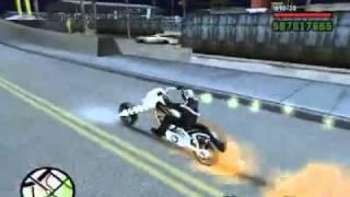 VIDEOS De MOTOQUEIRO FANTASMA GTA SA GHOST RIDER