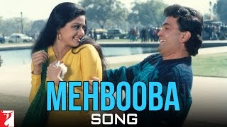 Mehbooba HD Video Song - Chandni
