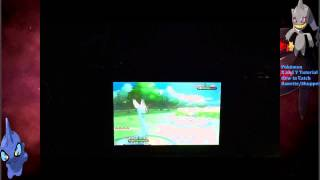Title Pokémon X And Y Tutorial How To Catch Banette /Shuppet