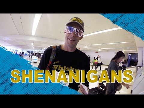 Travis Pastrana Has Some Surprises for the Impractical Jokers | Shenanigans Week