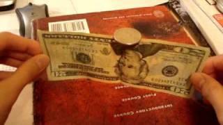 Kağıt Para Üzerinde Denge İlizyonu