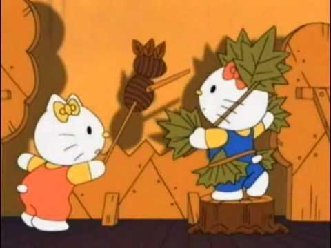 Helo Kiti I Hello Kitty - Igra senki - sinhronizovano
