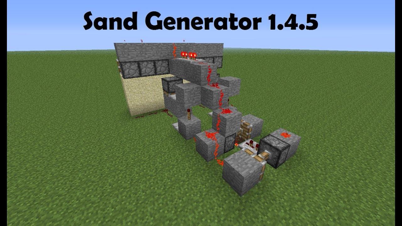 Как сделать генератор гравия