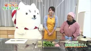 しっぺいのはらぺこクッキング/チンゲン菜のシャッキリ炒め・青々チンゲン菜のなめたけ和え