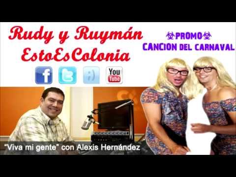 Viva mi gente [Canarias Radio] @Promo Canción Carnaval Rudy y Ruymán