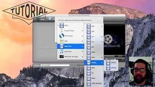Como Convertir Videos A MP4, MOV, AVI, MP3, FLV
