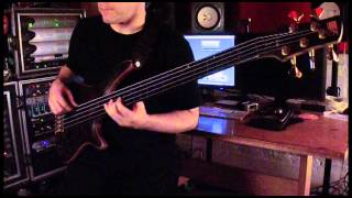 CYNIC - Veil of Maya (Bass Play-Through)