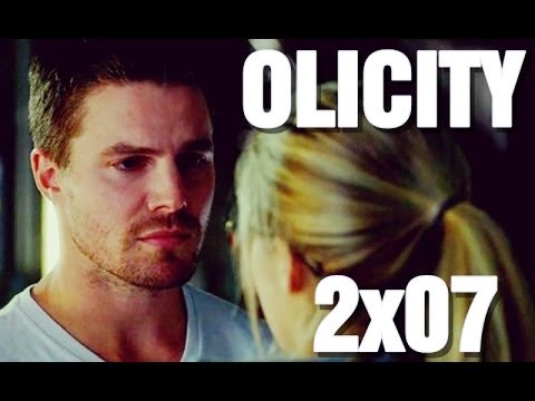 Olicity (Oliver+Felicity)  || Arrow 2x07 || Far Away,
