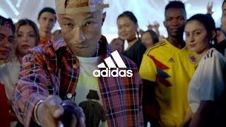 Create The Answer – Adidas
