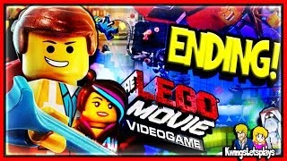 LEGO Movie Videogame Walkthrough Part 15 Final Boss