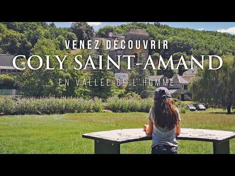 Coly Saint-Amand en Périgord Noir Vallée de la Vézère