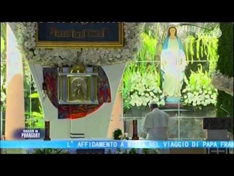 Papa Francesco in America Latina: i fuori programma in Paraguay