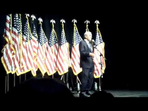 Ron Paul at Webster Hall Event in NYC September 26th, 2011 Part 2 of 2