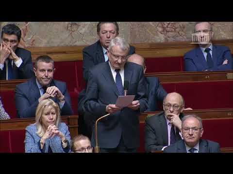 M. Gérard Cherpion - Négociations assurance chomage