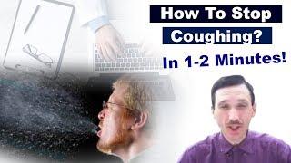 How To Get Rid Of Cough Fast (Breathe Easy Exercise)