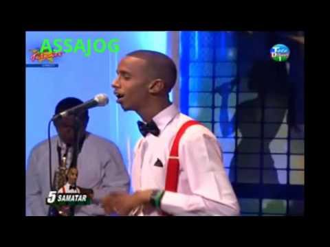 Djibouti: Jeunes Talents 2  Samatar 4eme finale 30/10/2014