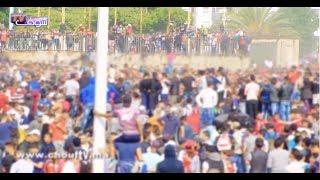 فوضى عارمة بمركبي محمد الخامس وبنجلون خلال بيع تذاكر مباراة الوداد والأهلي   |   حصاد اليوم