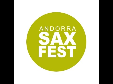 ANDORRA SAXFEST – CONCURS – divendre 10 d'abril – 2ª Fase Eliminatoria tarda