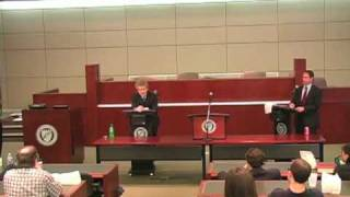 Vanderbilt Law School Death Penalty Debate