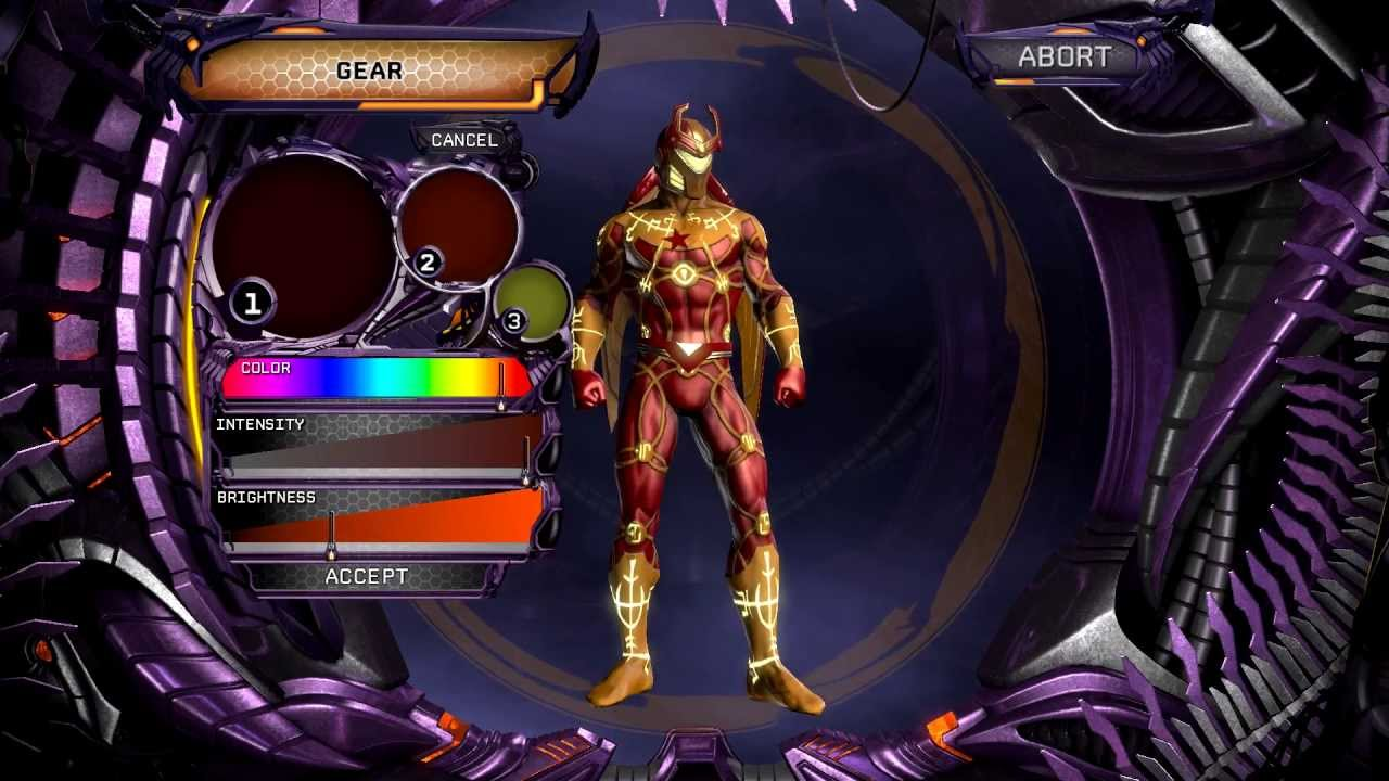 Muze Dc Universe Online Character Creation Hd Youtube